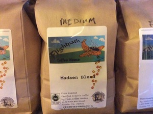 Coffee Beans Madsen--Medium Roast-C